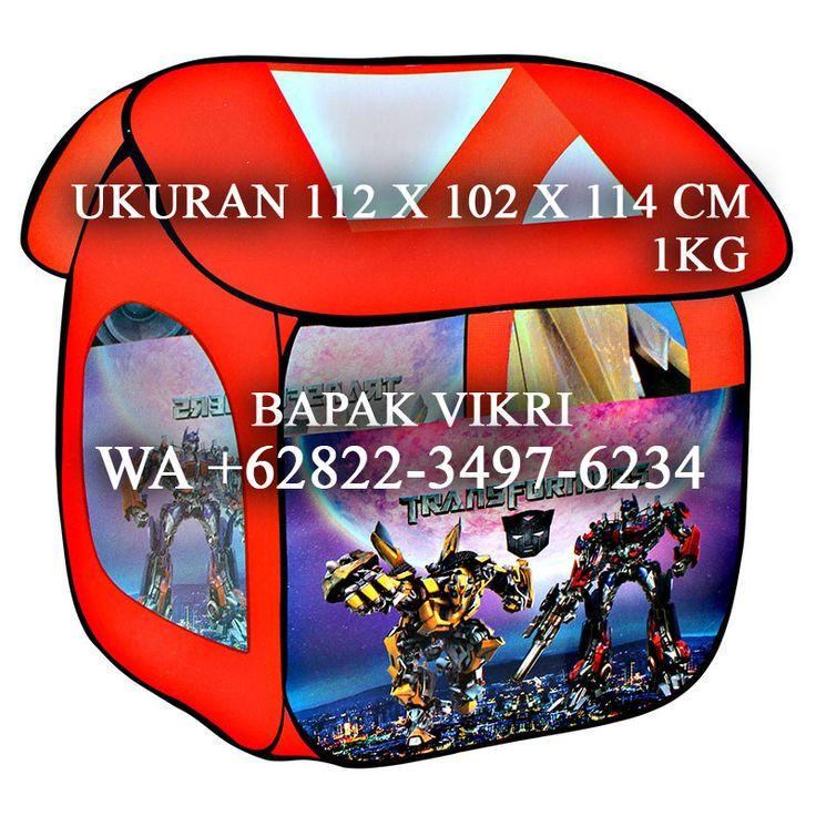WA +62822-3497-6234, Tenda Anak Terowongan Murah Yogyakarta, Tenda Anak Berkarakter Yogyakarta