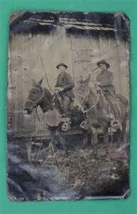Tintype Photo 1870's