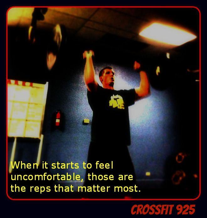 #CrossFit Motivation!