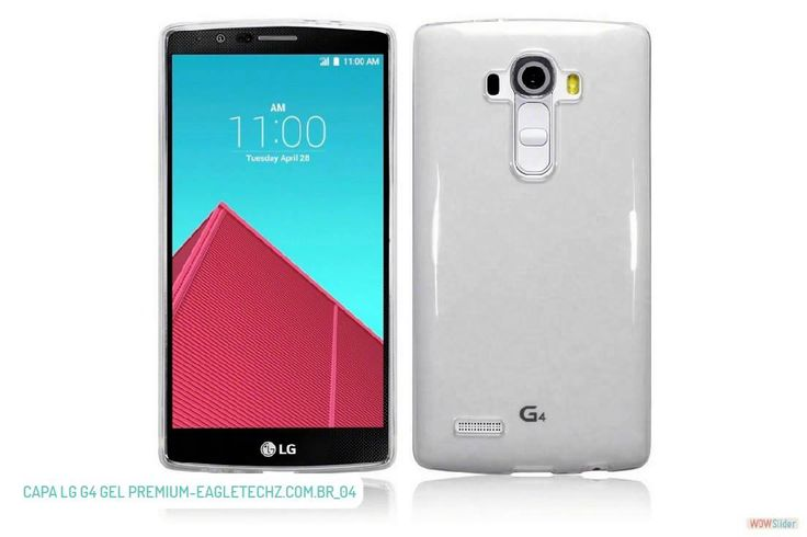 Capa LG G4 Silicone Gel