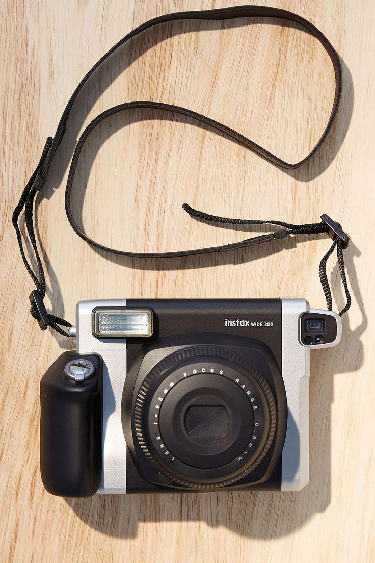 Appareil photo instantané Fujifilm - Film large Instax 300
