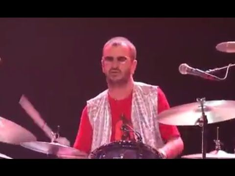 Ringo Starr & His All-Starr Band - Full Concert Recorded Live: 8/22/2001 - Rosemont Theatre (Rosemont, IL) More Ringo Starr & His All-Starr Band at Music Vau...