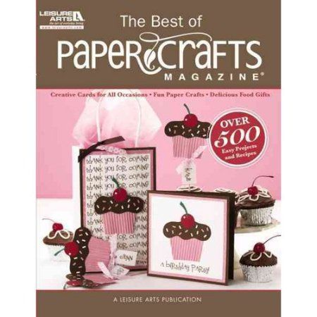 The Best of Paper Crafts Magazine, Multicolor