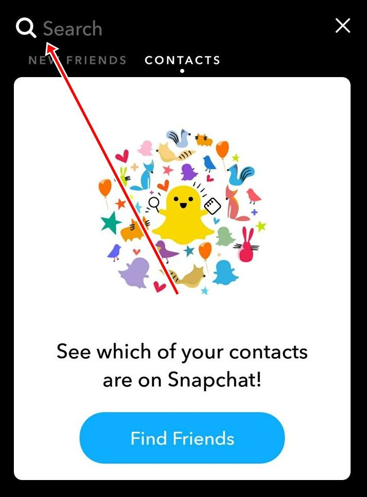 How to Search Snapchat username, Lookup Snapchat Usernames, add friends on snapchat