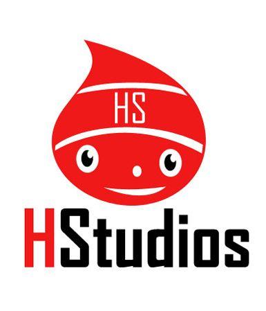 Logo Design for HStudio  #logoinspiration
