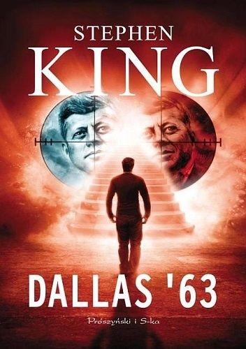 """Powieść Stephena Kinga """"Dallas '63"""" odwołuje się do klasycznego motywu literatury fantastycznej, czyli podróży w czasie. Korzystając z tajemniczego portalu, główny bohater opowieści cofa się do 1958 r..."""