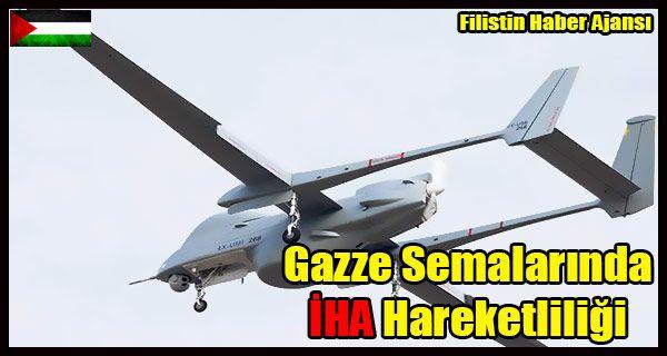 Son iki günde Gazze semalarında beliren çok sayıda insansız hava aracı ve bu araçların yoğun bir şekilde bölgede tur atmaları bölge halkını tedirgin ederken, bu durumun işgalcinin direniş liderlerine yönelik yeni cinayetler işleyebileceği endişelerine neden olduğu belirtildi.   #gazze iha #insansız hava aracı #israil gazze #israil iha #israil suikast