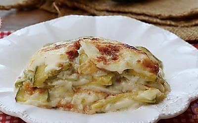 ZUCCHINE ALLA CAMPAGNOLA ricetta veloce con le zucchine