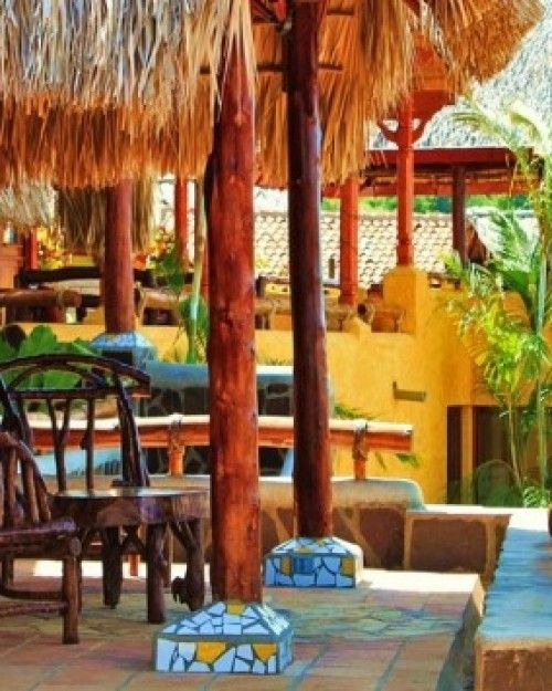 Hacienda Puerta del Cielo  (  Masatepe, Nicaragua )  Don't miss the nacatamales at breakfast. #Jetsetter