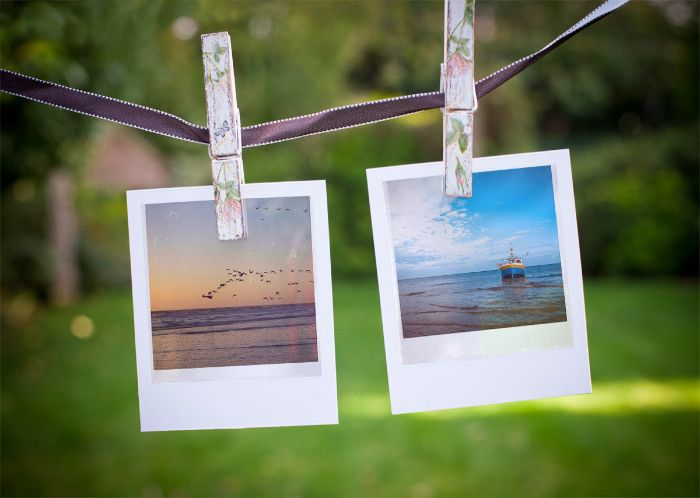 Farbe - Retro Karten Set - ME E R W E H  - ein Designerstück von Heavensblue-Fotografie bei DaWanda