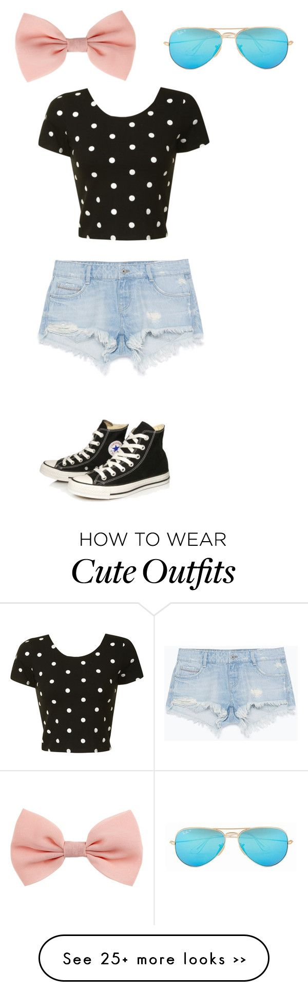 """""""Cute Beachy Outfit"""" by bronteceresa on Polyvore"""