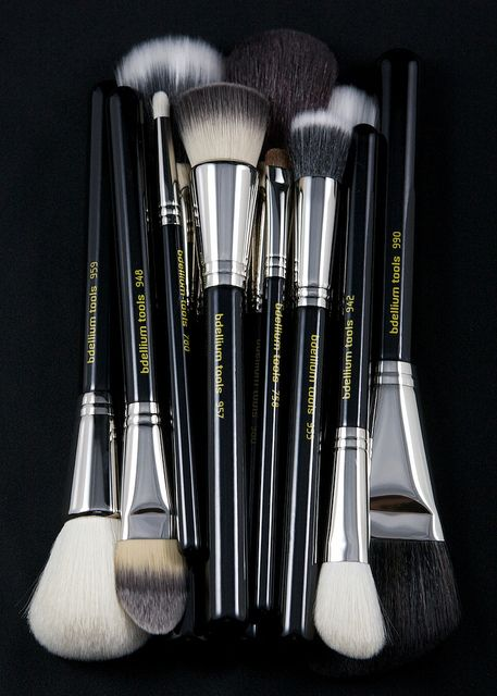 Bdellium Tools... Super affordable, EXCELLENT quality. Just as good as MAC and way better than Sigma.