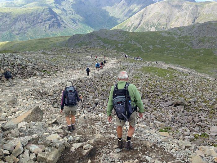 Vandreferie til England - Trekking i Lake District National Park. Aktiv ferie med vandredage i smukke landskaber. - Topas Travel