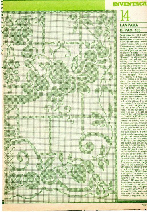 1972 Best Crochet Filet Images On Pinterest Filet