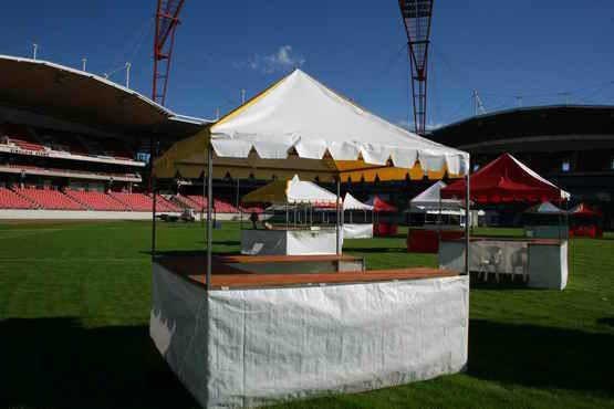 Fete stall Sydney Showground