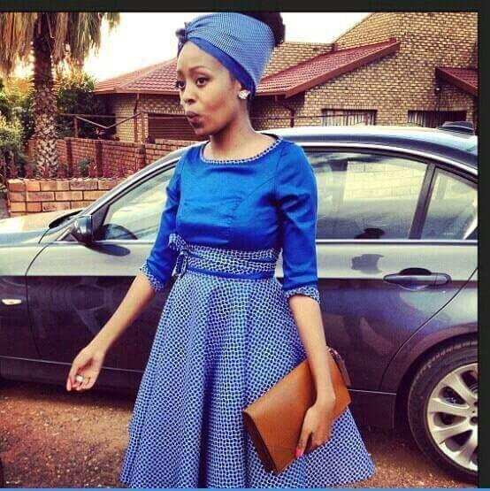 99 Best Setswana Amp Sesotho Traditional Wear Images On