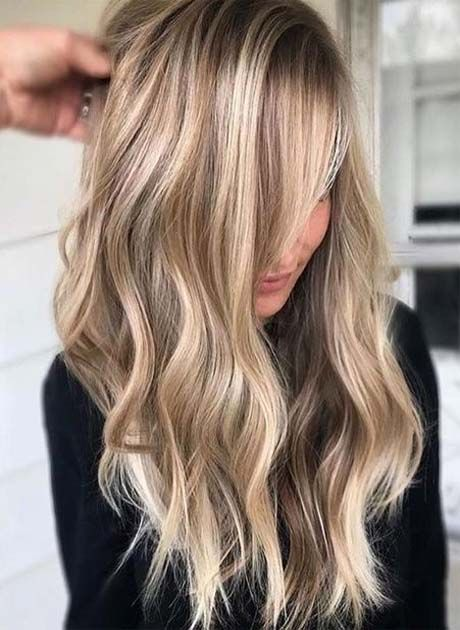 Hottest Hair Color Trends 2018 2019 Blonde Hair Styles