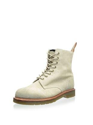 37% OFF Dr. Martens Men's James Lace-Up Boot (Beige)