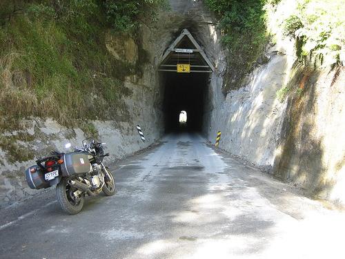 Moki Tunnel on the Forgotten World Highway (w/ video) by JonBauer, via Flickr
