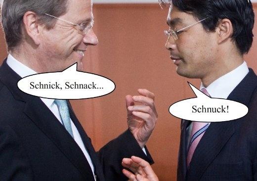 Nach dem Scheitern im Saarland verzichten sie auf die Wahl in NRW ;)