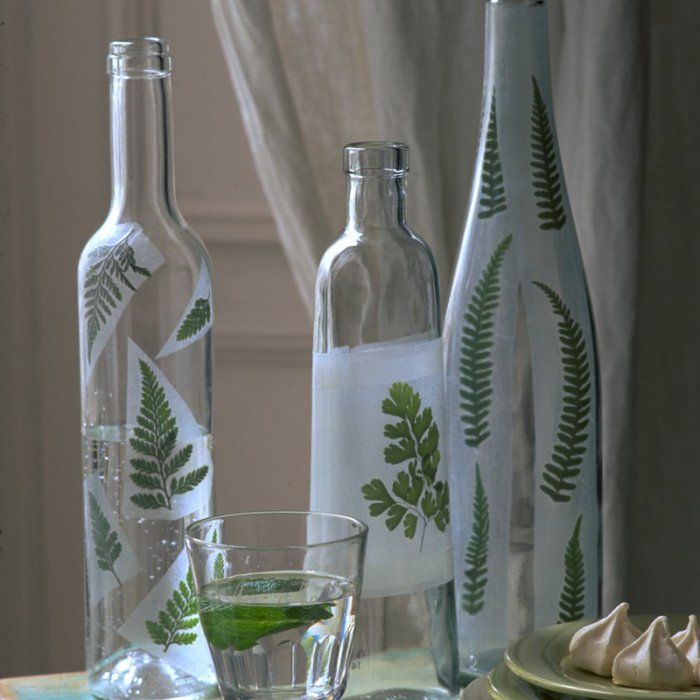 17 meilleures id es propos de bouteilles de vin d cor es sur pinterest bouteilles de vin. Black Bedroom Furniture Sets. Home Design Ideas