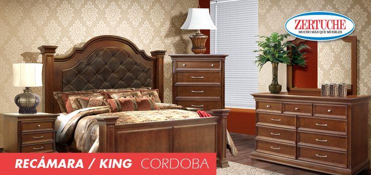 Las 25 mejores ideas sobre recamaras king size en for Recamaras de madera modernas king
