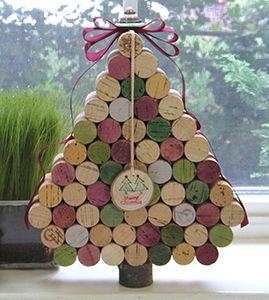 Cork ChristmasTree