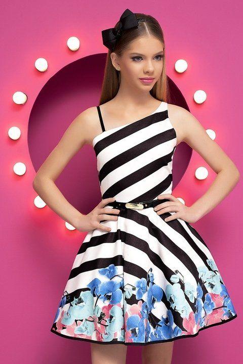 b1886025a Vestido Infantil Diforini Moda Infanto Juvenil 010785