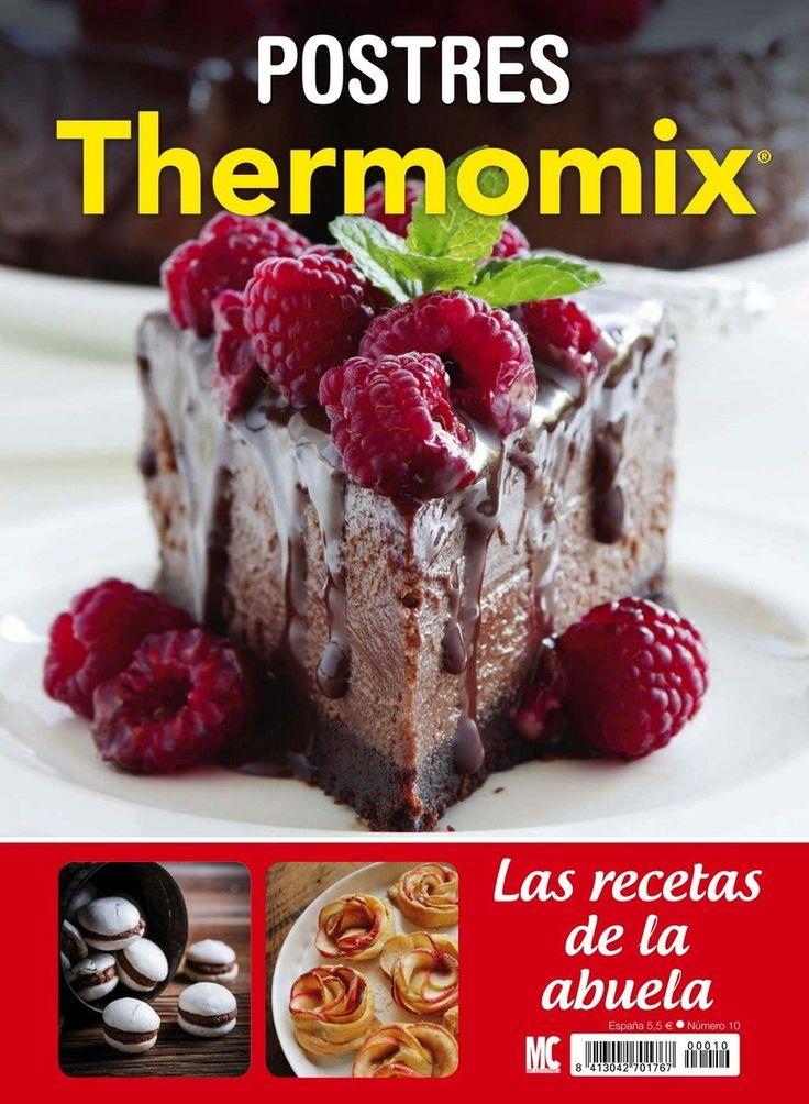 Las recetas de la abuela 10. #Thermomix.