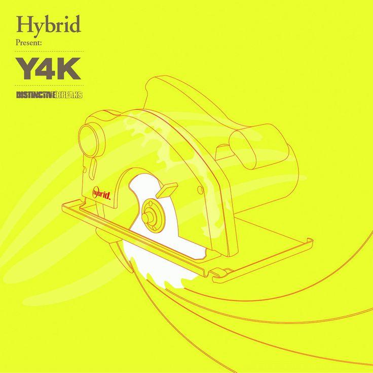 Hybrid - Hybrid Present: Y4K (Part One) (Vinyl) - 2004