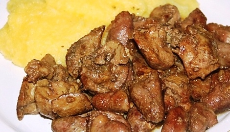 Chicken Livers Recipe - Improves Fertility