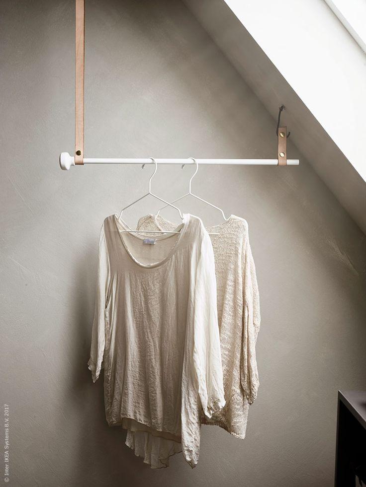 Det lilla loftet, del 1 | IKEA Livet Hemma – inspirerande inredning för hemmet