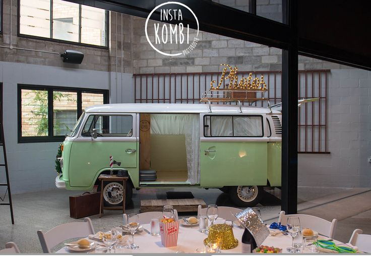Insta Kombi inside The Joinery West End