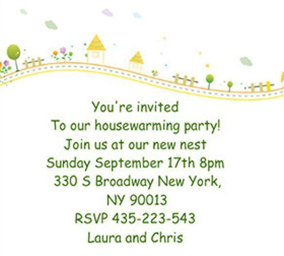 Housewarming Invitation Template Microsoft Word In 2020 Housewarming Invitation Templates House Warming Invitations Invitations