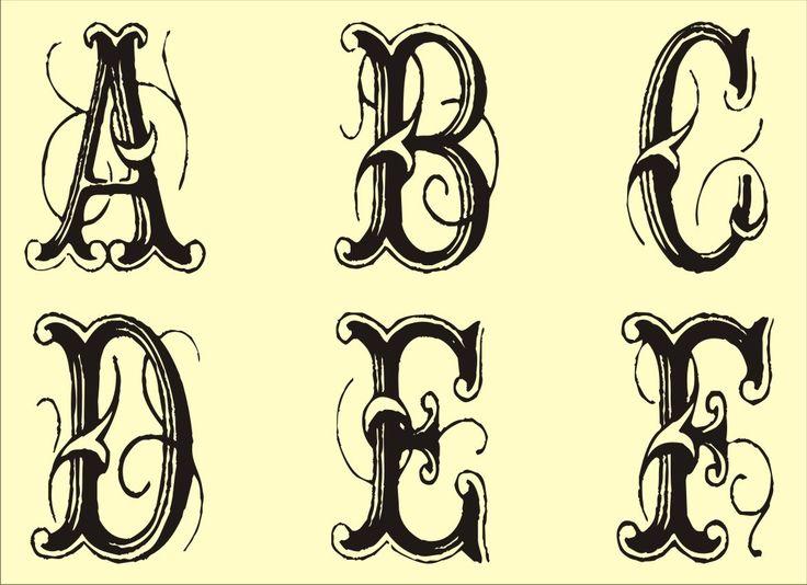 free monogram templates