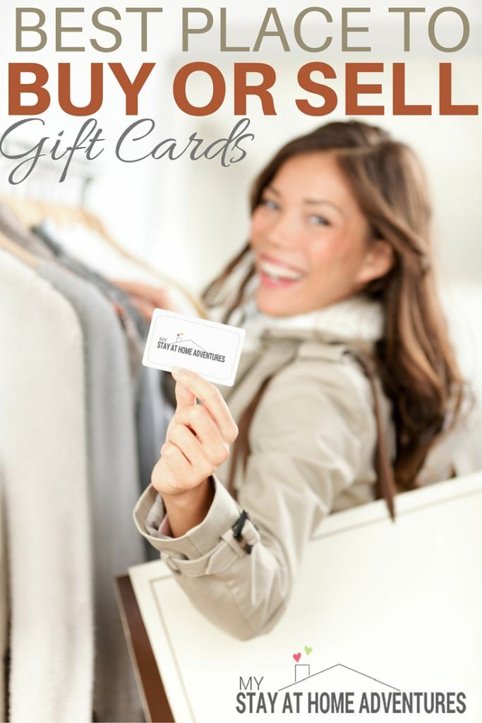 Best Place To Buy Or Sell Gift Cards? If you are holding on to unwanted gift cards and your store won't exchange them for cash, then sell them.