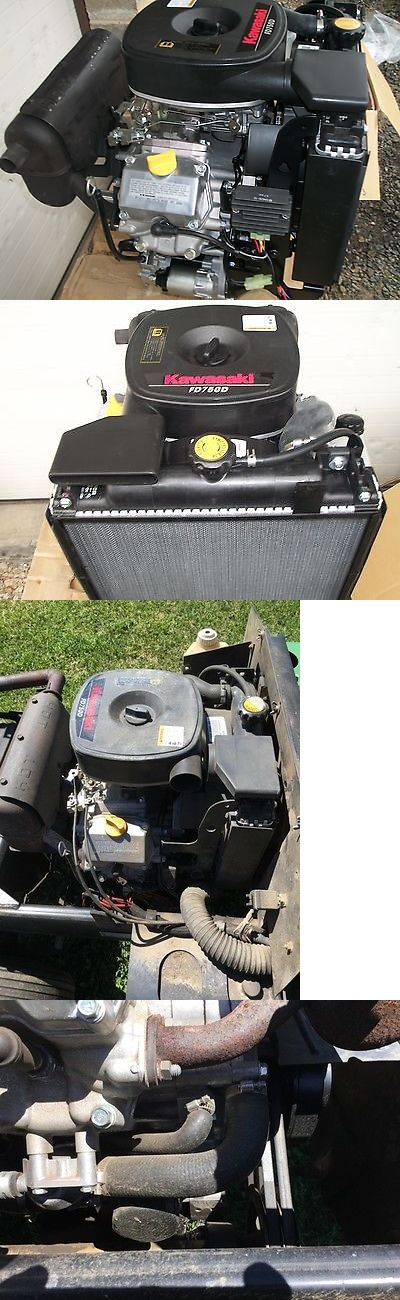 Other Outdoor Power Equipment 29520: Fd750 27 Hp Kawasaki Engine Kit For John Deere F911 Mower -> BUY IT NOW ONLY: $2050 on eBay!