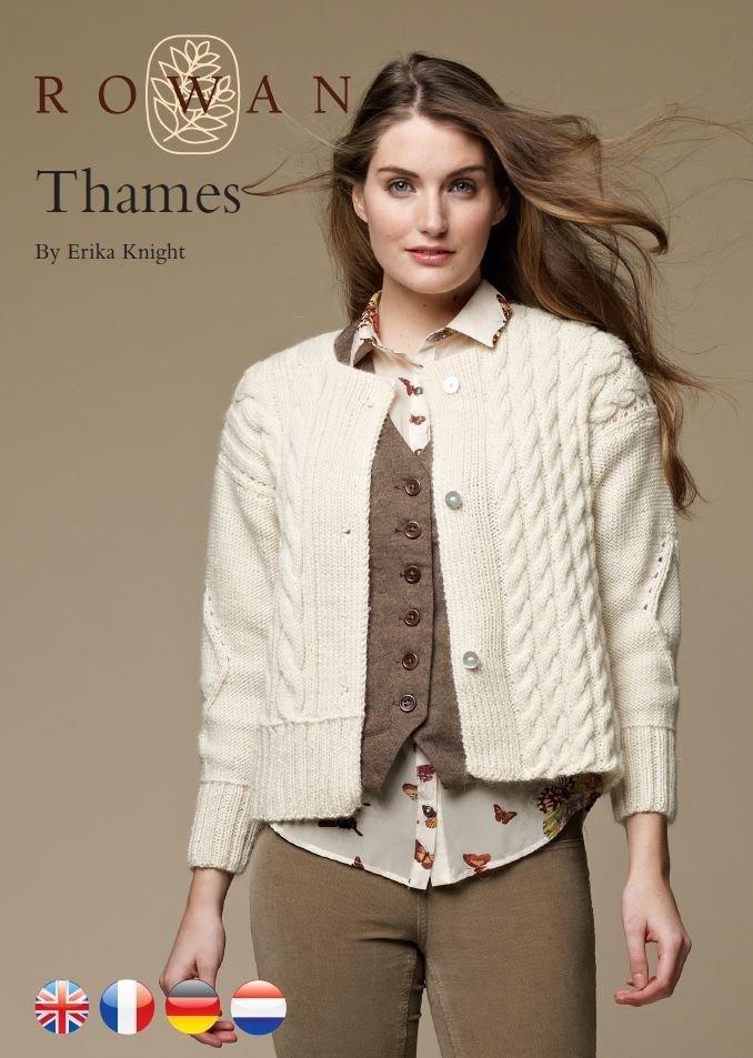Thames by Erika Knight Free Pattern