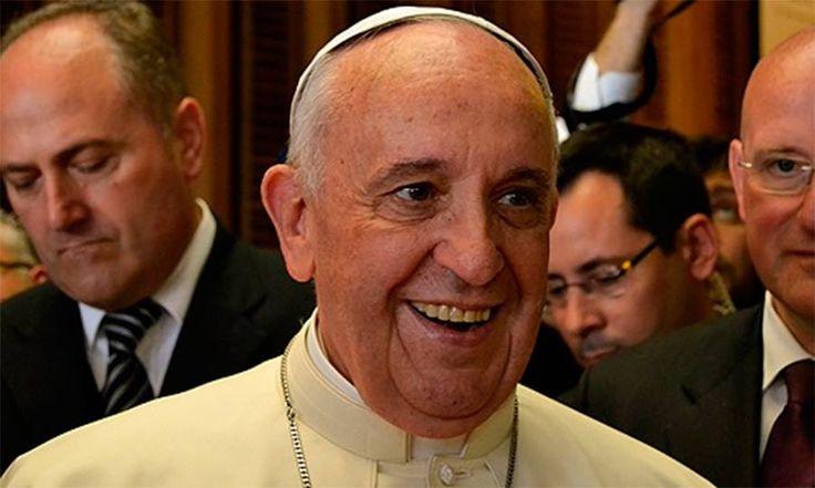 """[VIDEO] Papa Francisco: """"El amor no ve si uno tiene rostro feo o rostro bello: ¡ama!"""""""