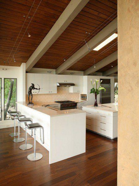 Sloped Ceiling Light | Beautiful Homes Design