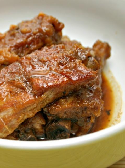 Easy honey garlic rib recipes