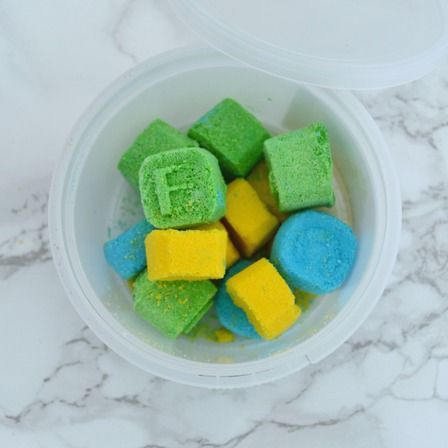 Achy Breaky - Bath/Shower Fizzes $6.00
