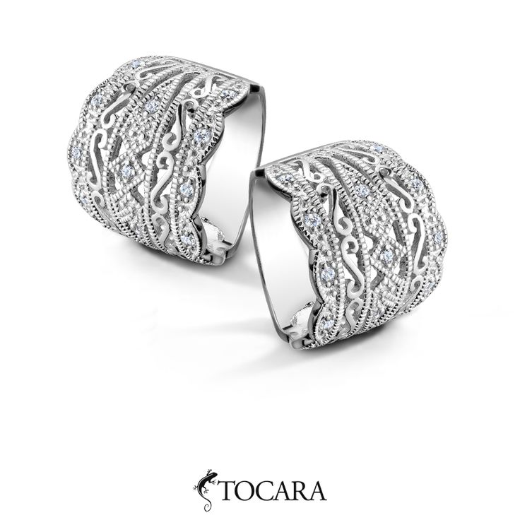Uncompromising Beauty & Sophistication. Don't you think this ring is simply irresistible?
