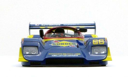 PORSCHE 966 #66 SUNOCO J. PAUL 500 KM ROAD AMERICA 1993 SCALE 1/43 TSM