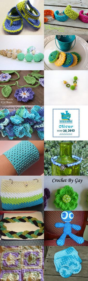 Summer Days by Jennifer Campbell on Etsy--Pinned with TreasuryPin.com