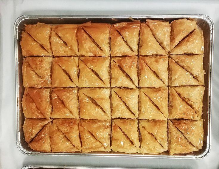 Cum faci baclava turceasca cu foi de placinta si nuca, chiar la tine acasa, dupa o reteta traditionala, originala. Este mai simplu decat...
