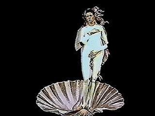 Ulrike Rosenbach »Reflexionen über die Geburt der Venus«