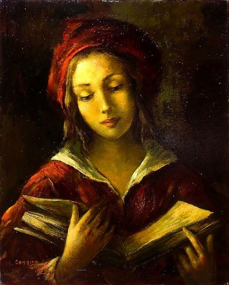 Αποτέλεσμα εικόνας για beautiful women reading books in classical paintings