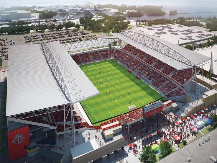 With World Cup in mind, Toronto FC eye another round of BMO Field expansion