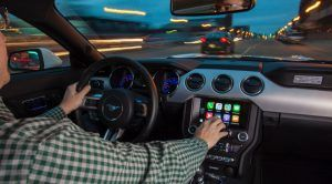 Ford Toyota to challenge Apple CarPlay Android Auto